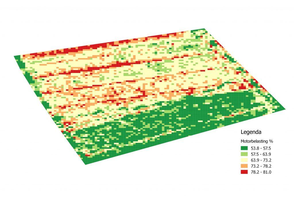 Trekkerdata MDL agro precisielandbouw